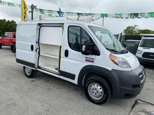 Ram ProMaster Cargo Van 2017 price $13,499