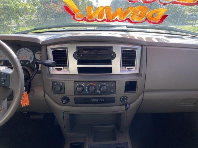 Dodge Ram 1500 Mega Cab 2008 price $8,799