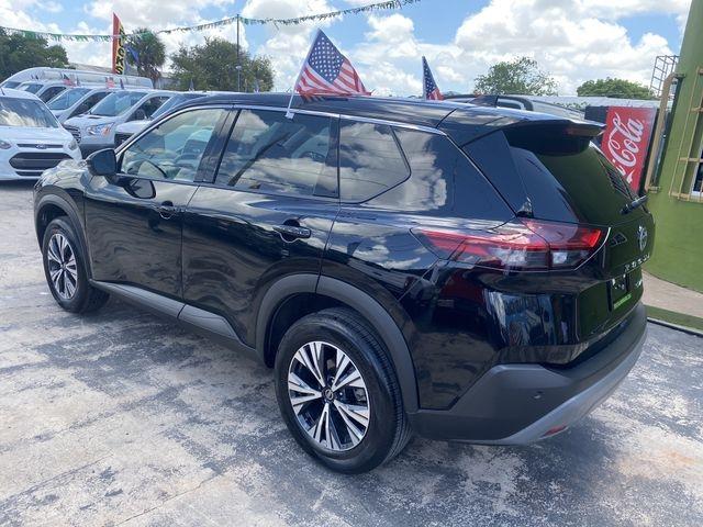 Nissan Rogue 2021 price $28,995