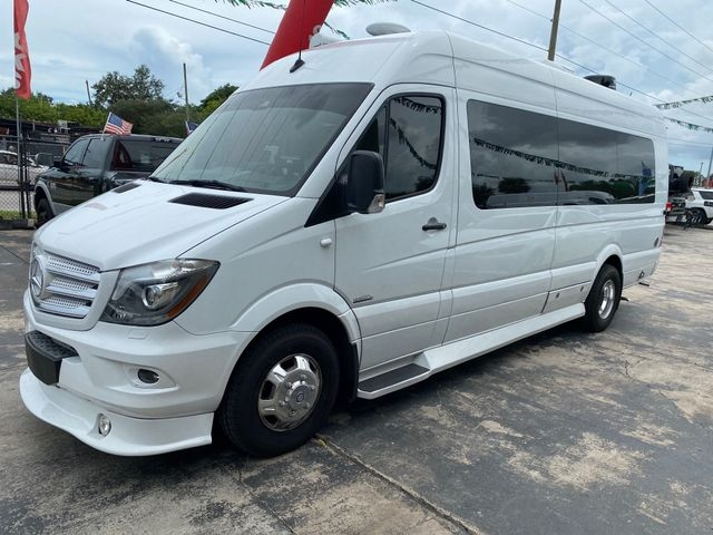Mercedes-Benz Sprinter 3500 XD Cab & Chassis 2018 price $145,995