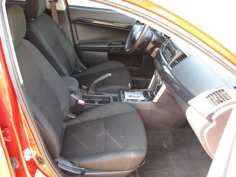 Mitsubishi Lancer 2016 price $8,495