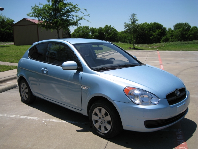 Hyundai Accent 2010 price $4,995