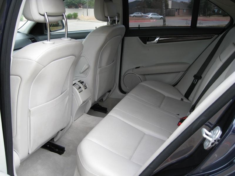 Mercedes-Benz C-Class 2009 price $8,999