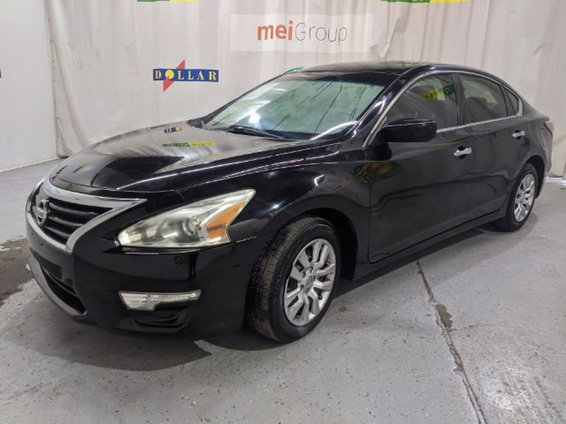 Nissan Altima 2014 price $0