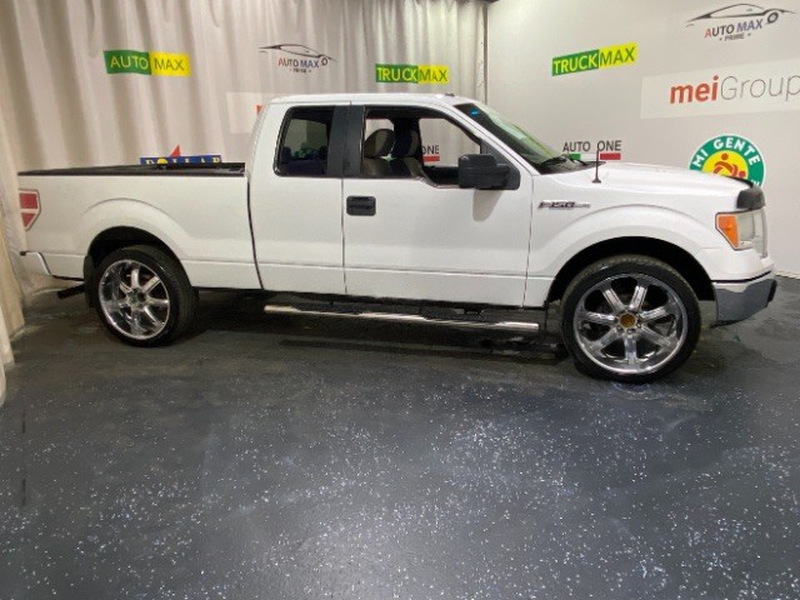 Ford F-150 2009 price $0