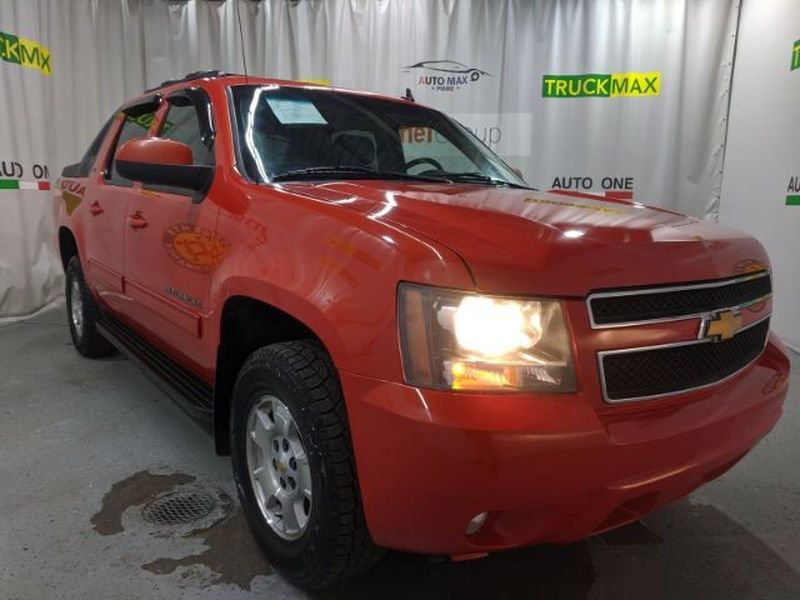 Chevrolet Avalanche 2011 price Call for Pricing.