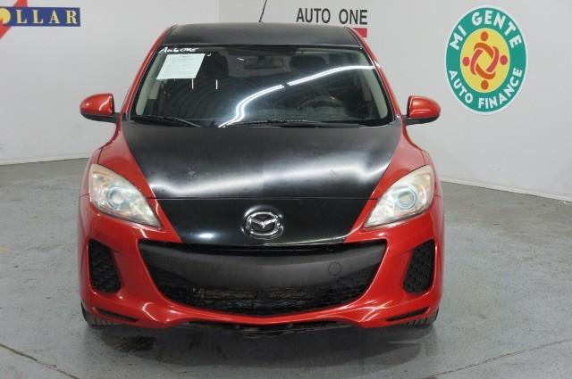 Mazda MAZDA3 2013 price $0
