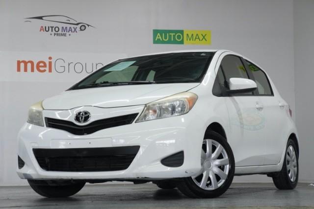 Toyota Yaris 2013 price $0