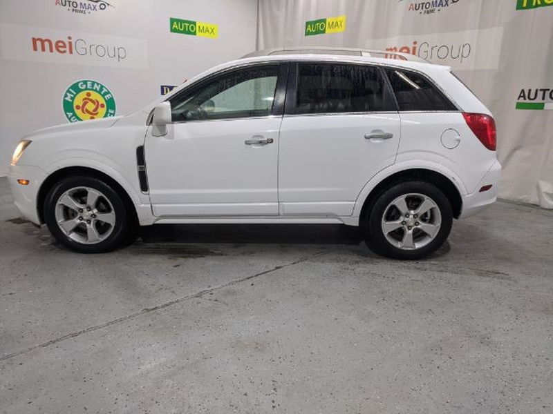 Chevrolet Captiva Sport 2015 price Call for Pricing.