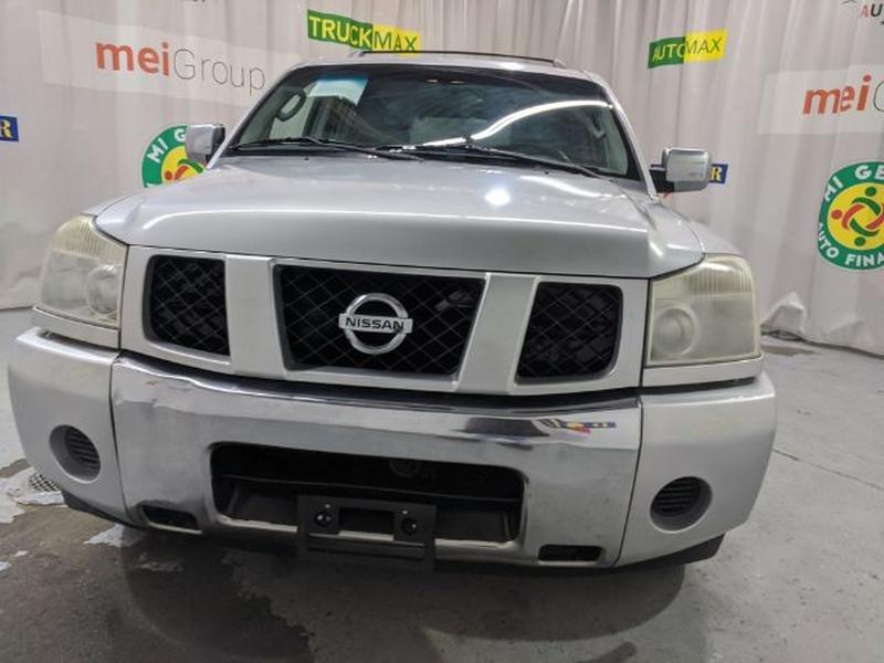 Nissan Armada 2007 price Call for Pricing.