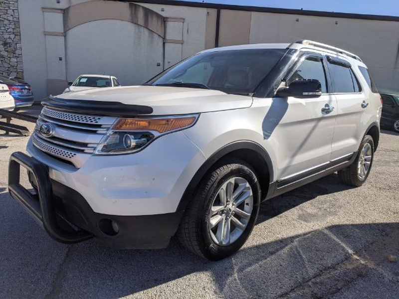 Ford Explorer 2014 price $0