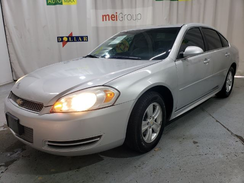 Chevrolet Impala Limited 2015 price $0