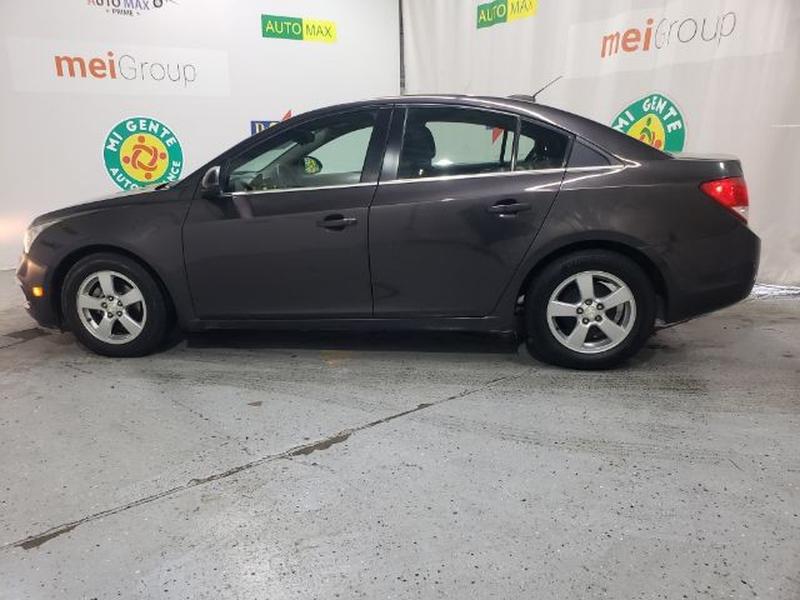 Chevrolet Cruze Limited 2016 price $0
