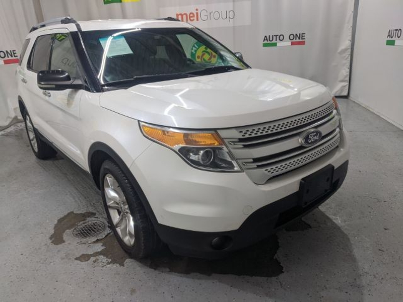 Ford Explorer 2011 price $0