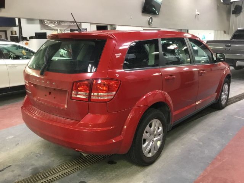 Dodge Journey 2016 price $0