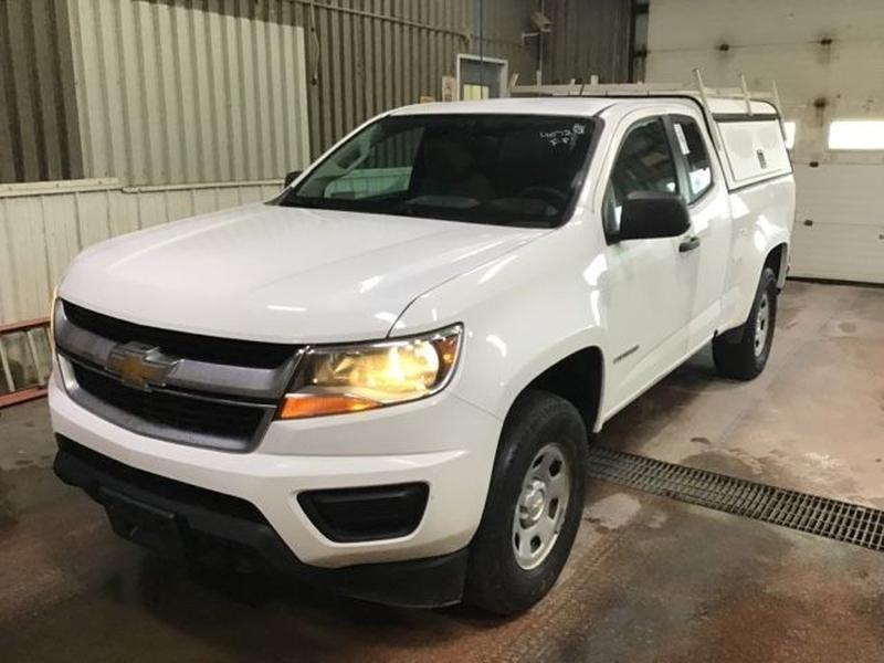 Chevrolet Colorado 2018 price $0