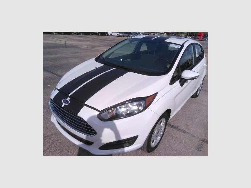 Ford Fiesta 2016 price $0