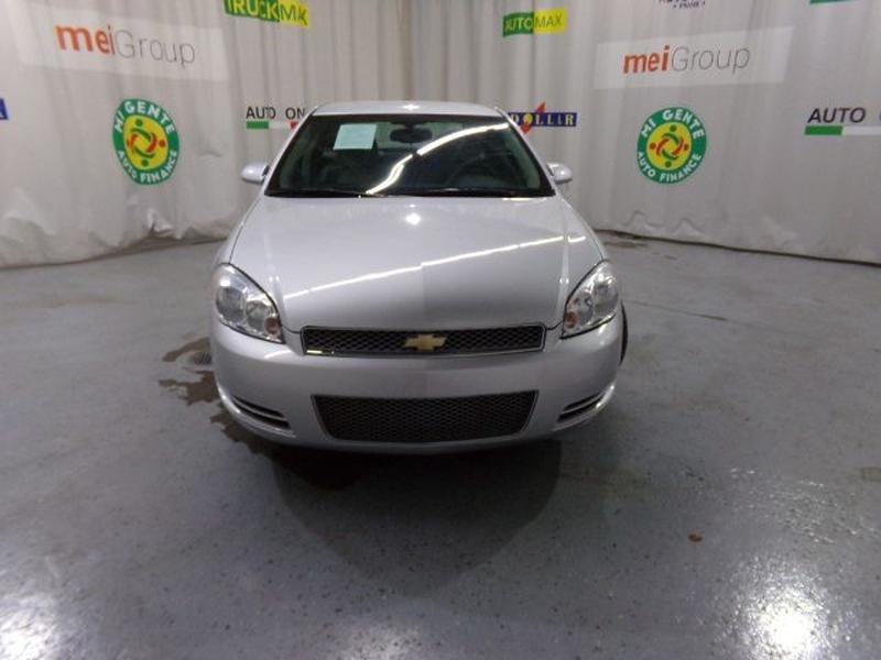 Chevrolet Impala Limited 2016 price $0