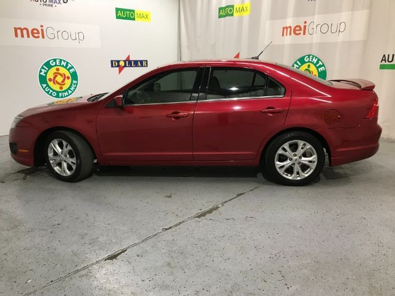 Ford Fusion 2012 price $0