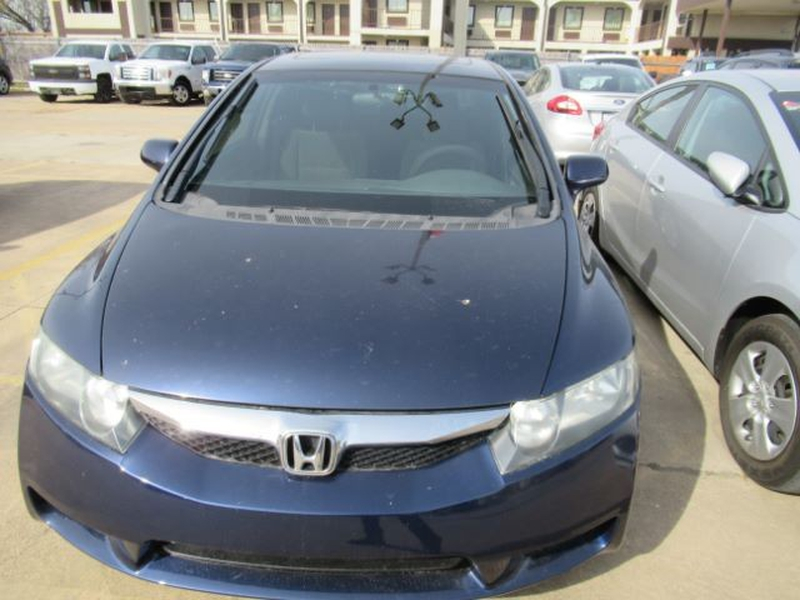 Honda Civic 2011 price $0