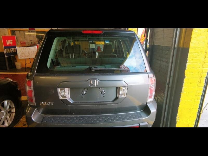 Honda Pilot 2007 price $4,295