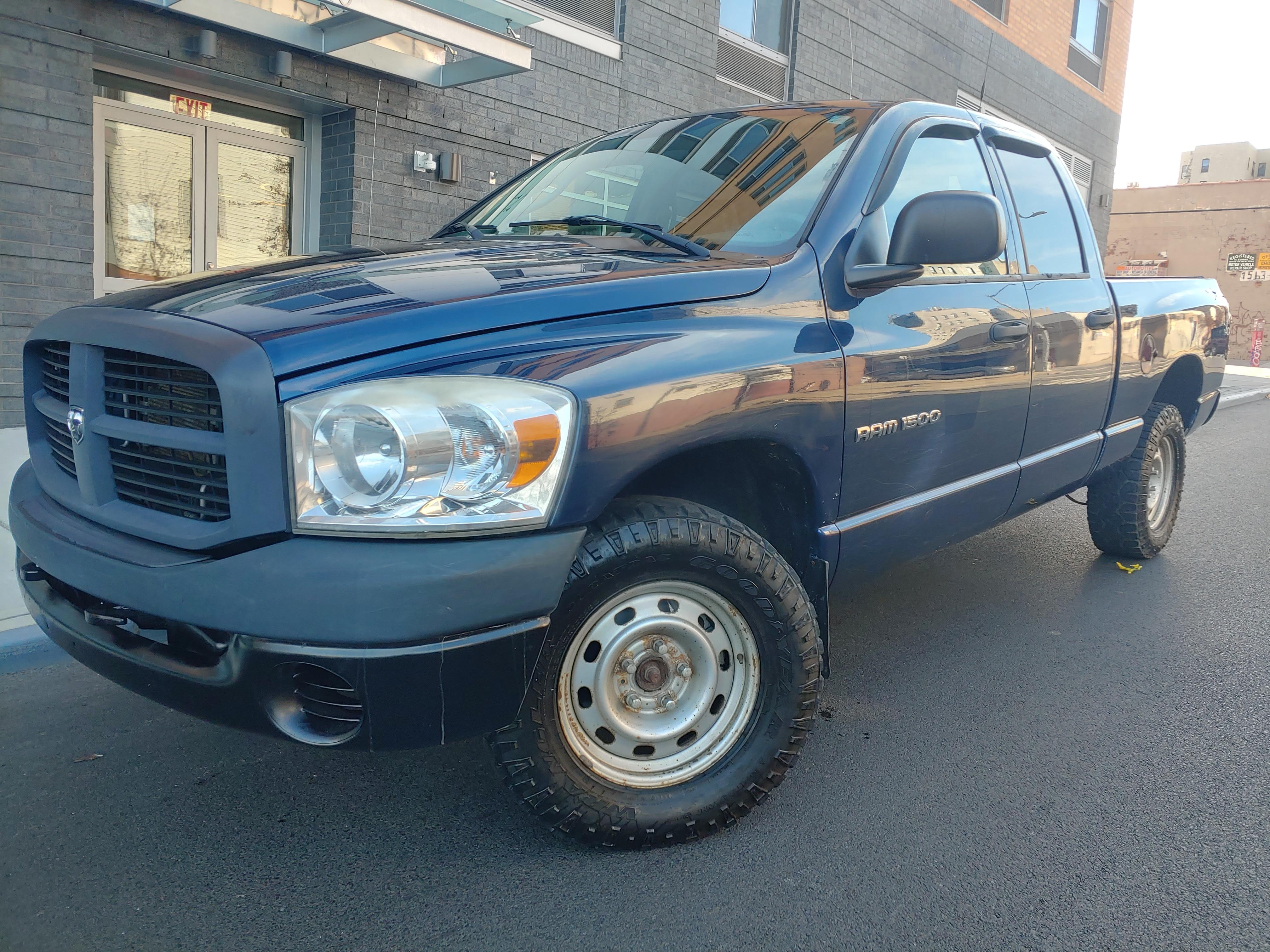 2007 Dodge Ram 1500 4wd Quad Cab 140 5 Slt Ez Riders Inc Dealership In Bronx