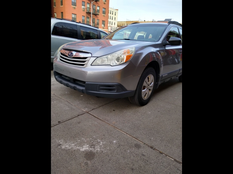 Subaru Outback 2010 price $0