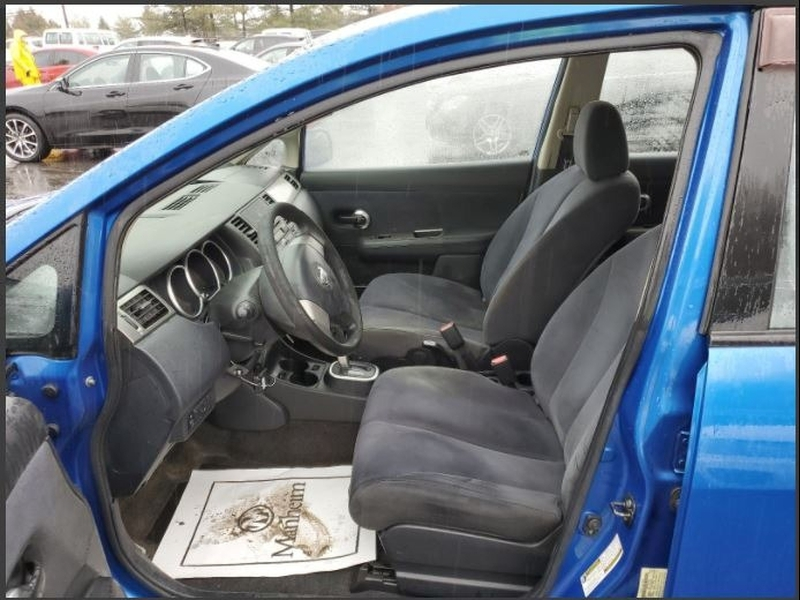 Nissan Versa 2007 price $2,567