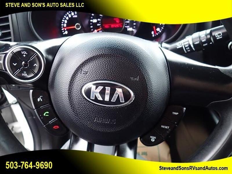 Kia Soul 2015 price $4,995