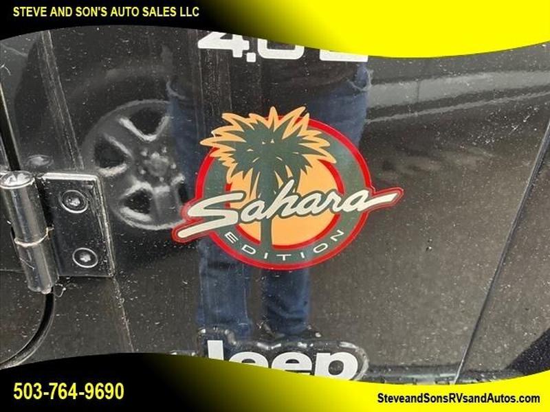 Jeep Wrangler 1997 price $9,995