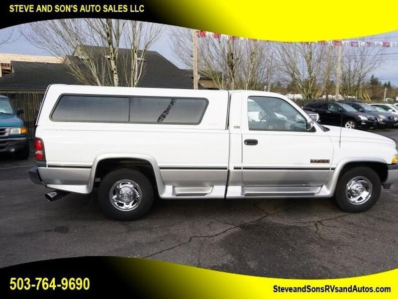 Dodge Ram Pickup 2500 1994 price $23,995