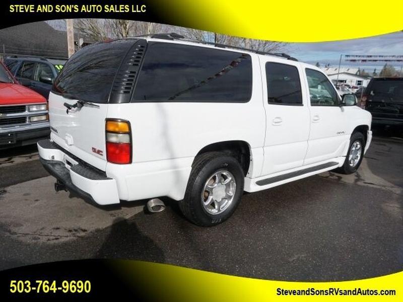 GMC Yukon XL 2004 price $7,950
