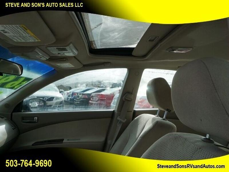 Nissan Altima 2006 price $5,995