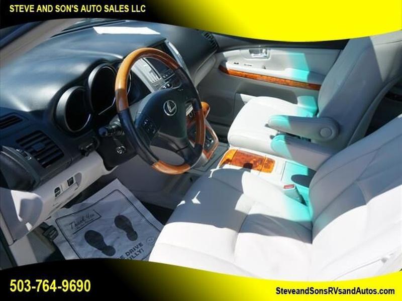 Lexus RX 350 2008 price $10,450
