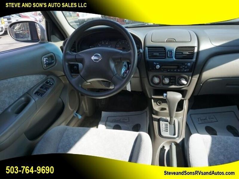Nissan Sentra 2003 price $3,995