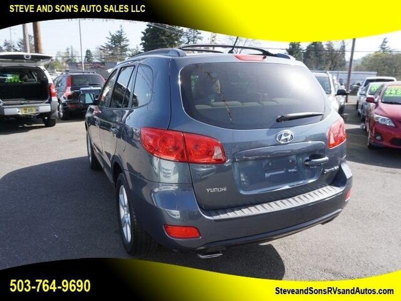 Hyundai Santa Fe 2007 price $6,750