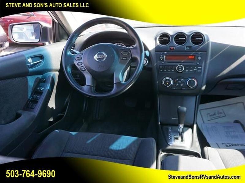 Nissan Altima 2012 price $8,250