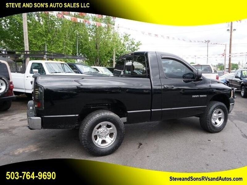 Dodge Ram Pickup 1500 2003 price $7,850