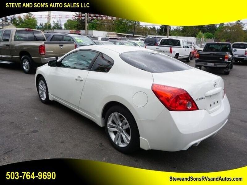 Nissan Altima 2012 price $7,995