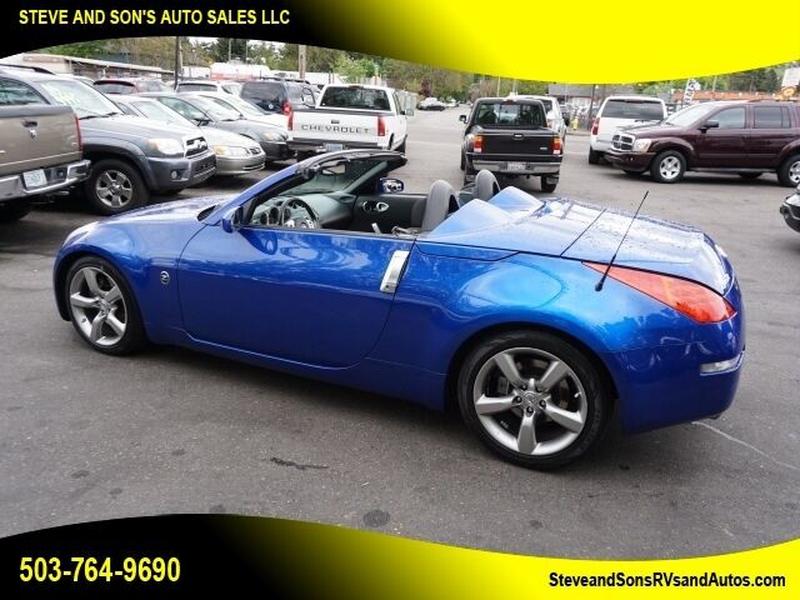 Nissan 350Z 2006 price $14,750
