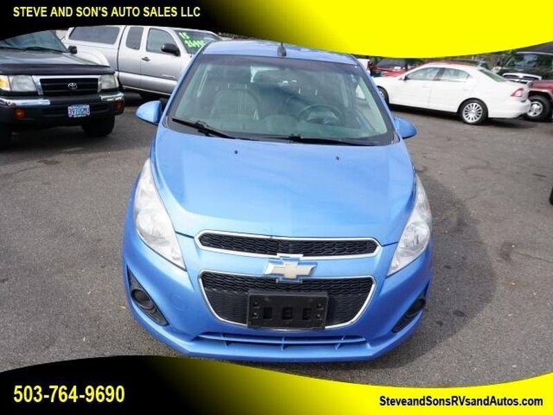 Chevrolet Spark 2014 price $5,950
