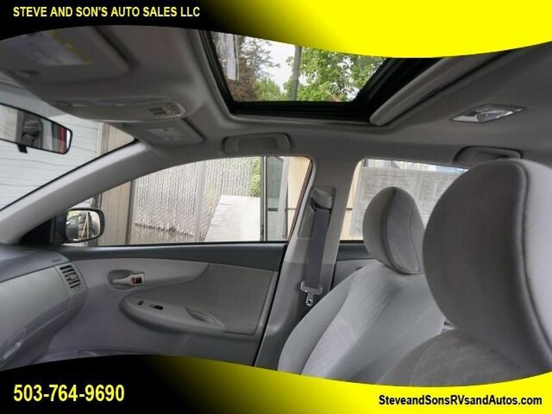 Toyota Corolla 2009 price $10,995