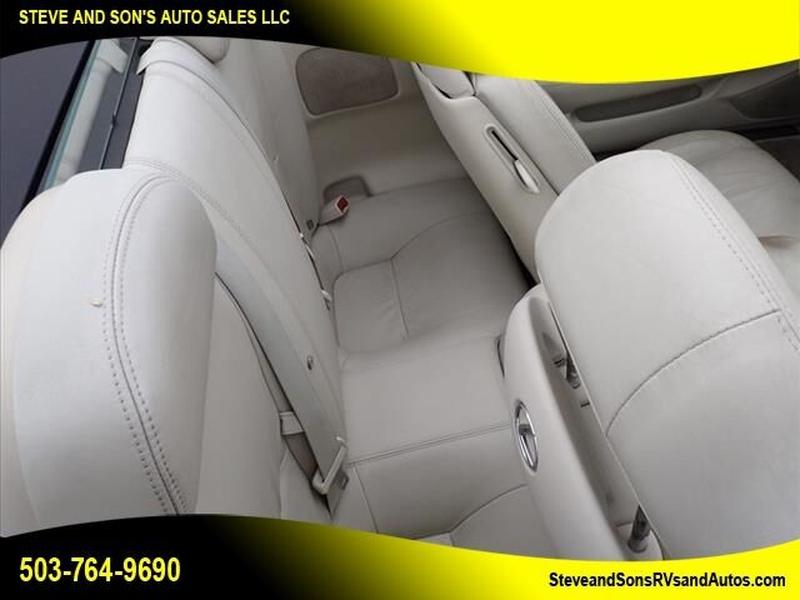 Lexus SC 430 2004 price $12,950