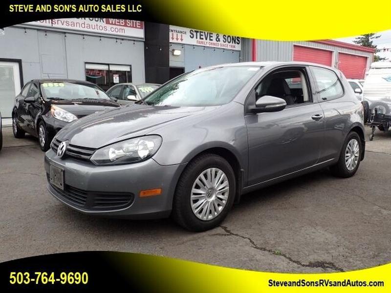 Volkswagen Golf 2011 price $7,890
