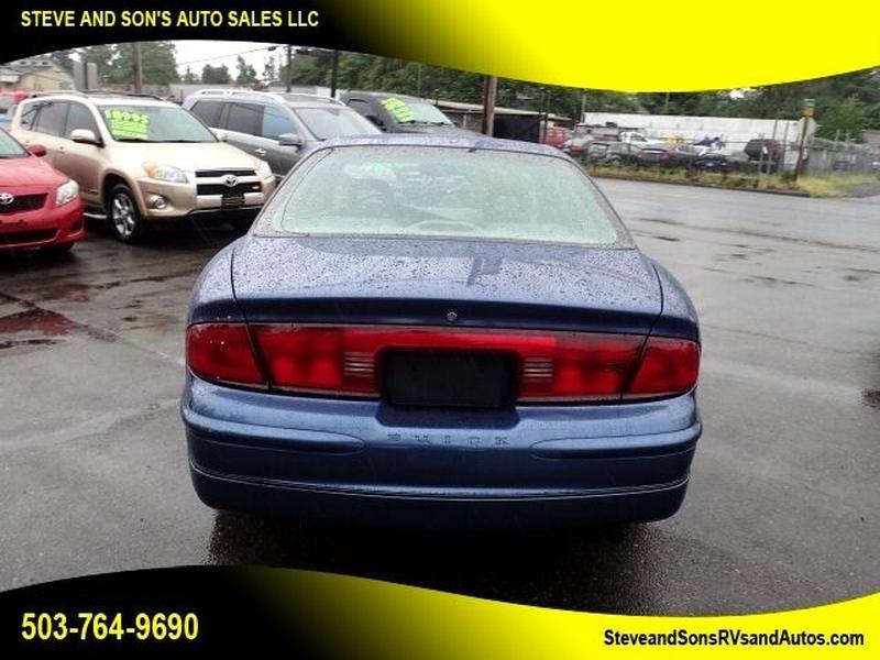 Buick Regal 1999 price $5,995