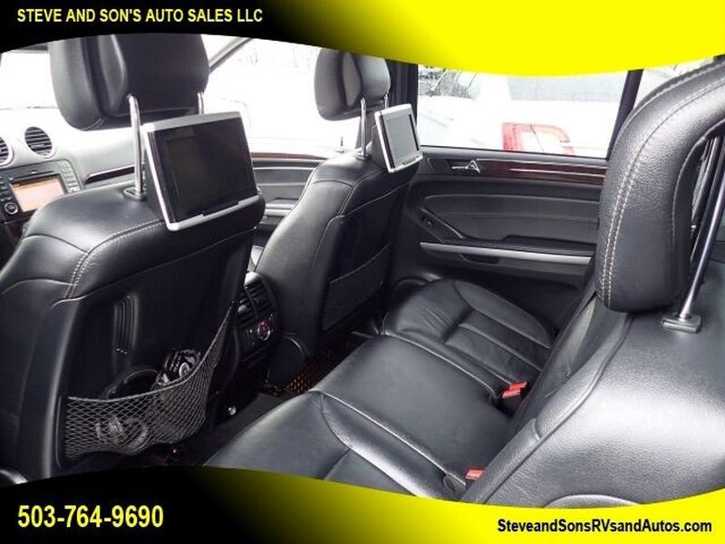 Mercedes-Benz GL-Class 2011 price $18,995