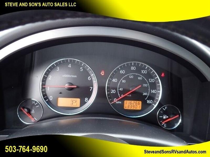 Infiniti FX35 2005 price $8,995
