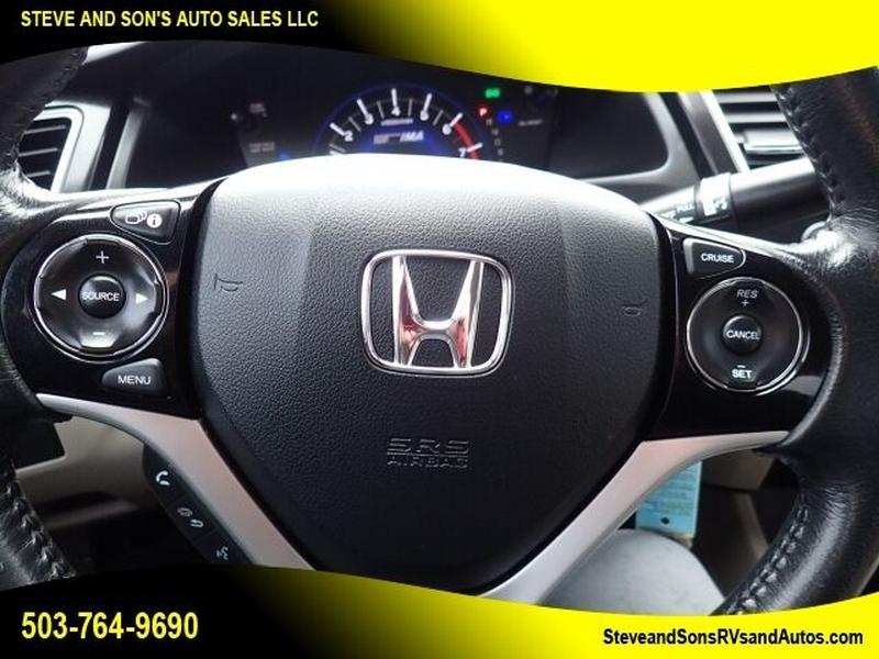 Honda Civic 2013 price $9,995