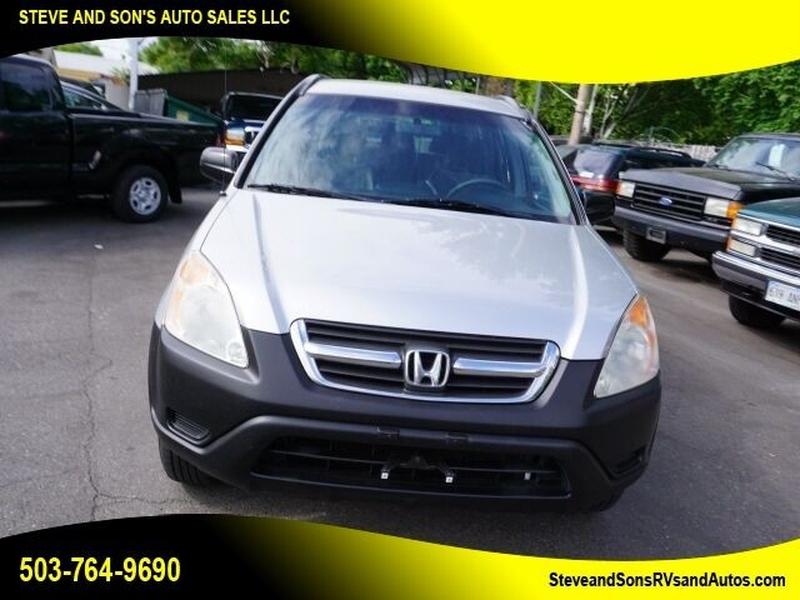 Honda CR-V 2003 price 3995