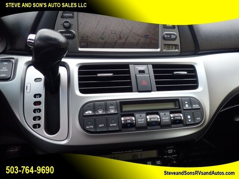 Honda Odyssey 2008 price $8,950